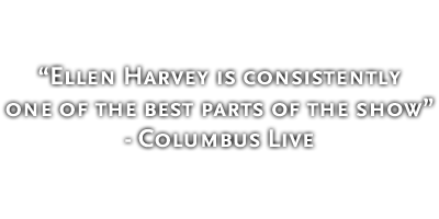 Ellen Harvey is consistently one of the best parts of the show - Columbus Live
